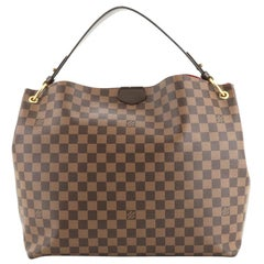Louis Vuitton Graceful Handbag Damier MM