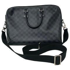 Louis Vuitton Graphite Messenger Bag
