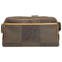 Louis Vuitton Gray Damier Geant Acrobate Waist Bag