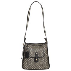 Louis Vuitton Gray Mini Lin Mary Kate