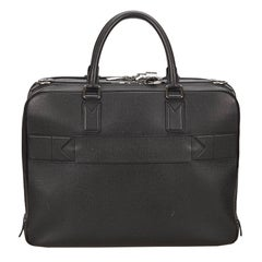 Louis Vuitton Green Taiga Neo Igor Briefcase