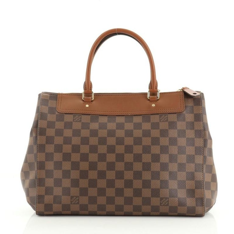 Louis Vuitton Greenwich Bag Damier In Good Condition For Sale In New York, NY
