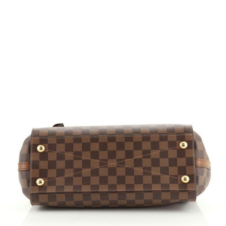 Women's or Men's Louis Vuitton Greenwich Bag Damier For Sale