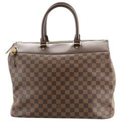 Louis Vuitton Greenwich Travel Bag Damier PM