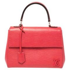 Louis Vuitton Grenade Epi Leather Cluny BB Bag