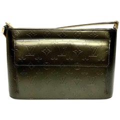 Louis Vuitton Grey Leather Shoulder Allston Bag