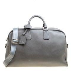 Louis Vuitton Grey Taiga Leather Neo Kendall Travel Bag