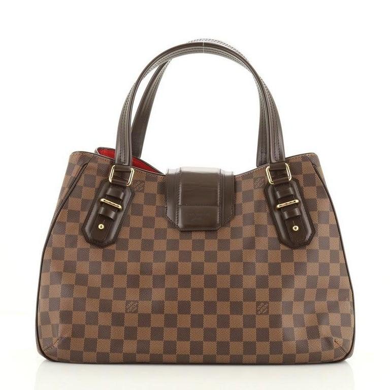 Louis Vuitton Griet Handbag Damier In Good Condition In New York, NY