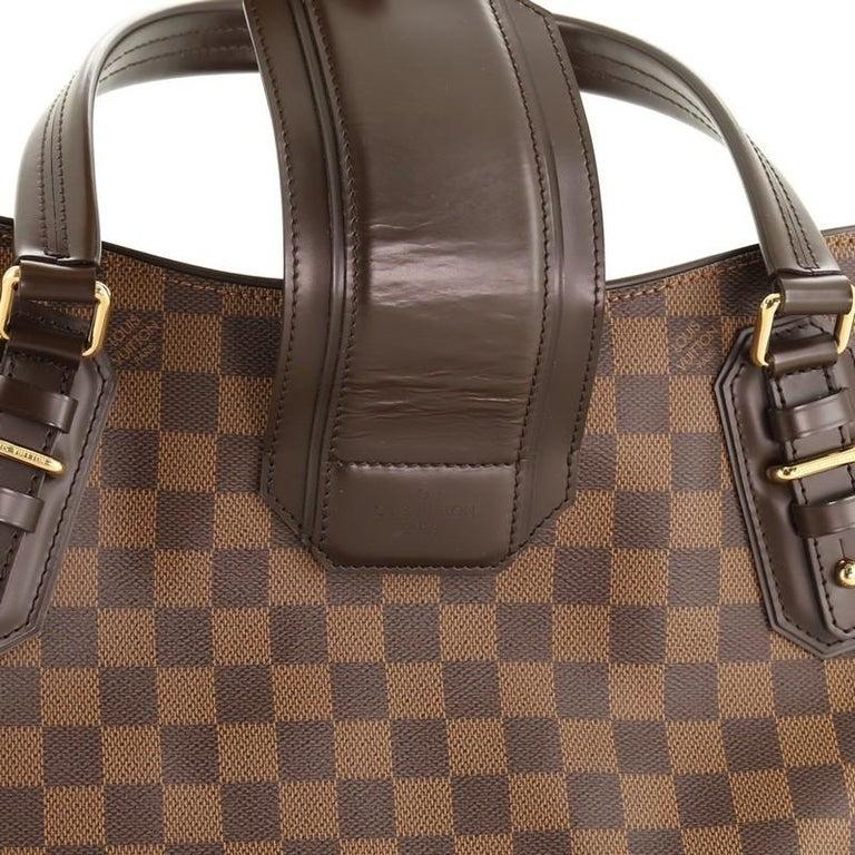 Louis Vuitton Griet Handbag Damier 2