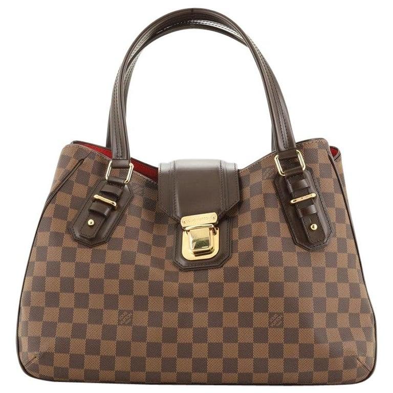 Louis Vuitton Griet Handbag Damier