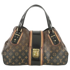 Louis Vuitton Griet Handbag Limited Edition Monogram Mirage