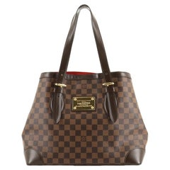 Louis Vuitton Hampstead Handbag Damier MM