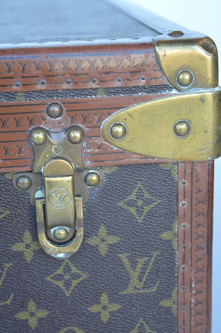 Louis Vuitton Hard Trunk For Sale 1