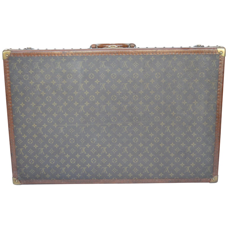 Louis Vuitton Hard Trunk For Sale