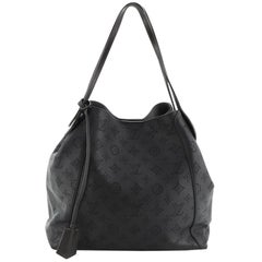 Louis Vuitton Hina Handbag Mahina Leather MM