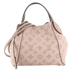 Louis Vuitton Hina Handbag Mahina Leather PM