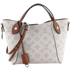Louis Vuitton Hina Handbag Mahina Leather PM