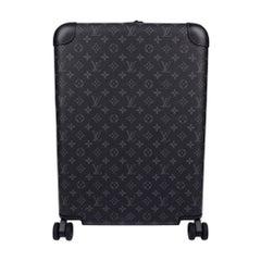 Louis Vuitton Horizon 55 Roller Luggage Carry On Black Monogram