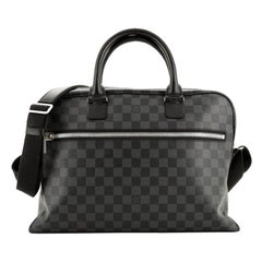 Louis Vuitton Horizon Briefcase Damier Graphite
