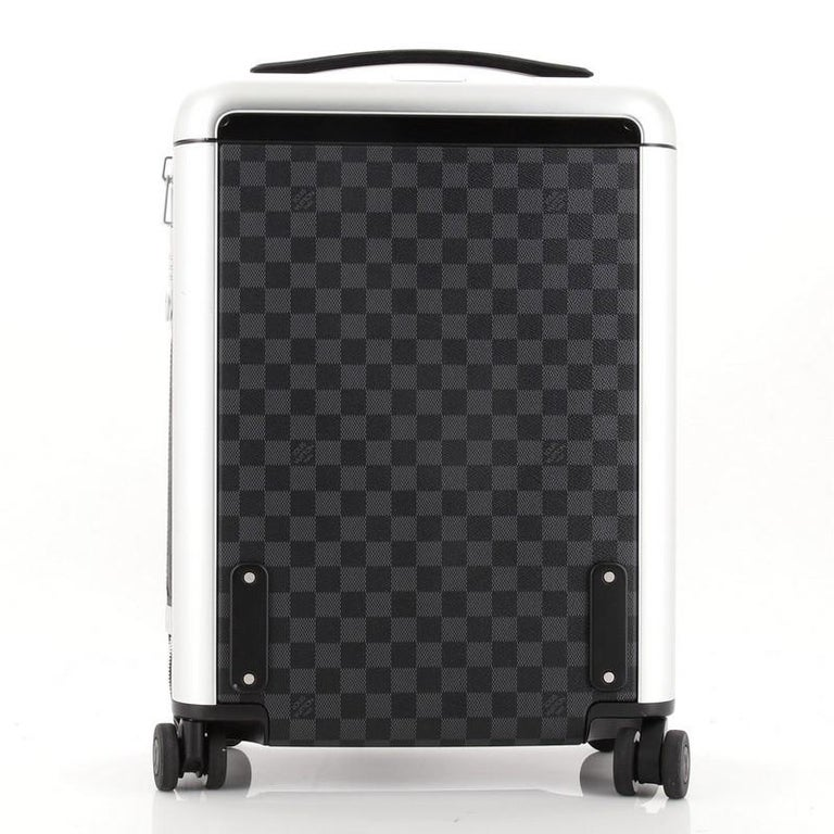 Louis Vuitton Horizon Luggage Damier Graphite 50 In Good Condition For Sale In New York, NY