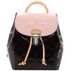 Louis Vuitton Hot Springs Backpack Monogram Vernis