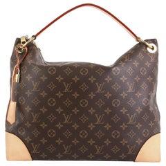 Louis Vuitton Impala Handbag Damier Sauvage