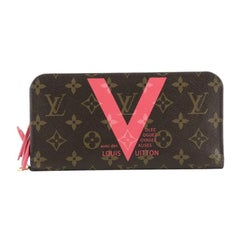 Louis Vuitton Insolite Wallet Limited Edition Monogram Canvas