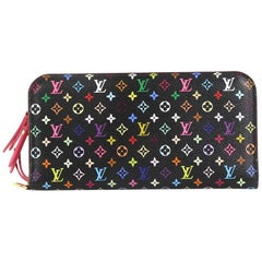 Louis Vuitton Insolite Wallet Monogram Multicolor