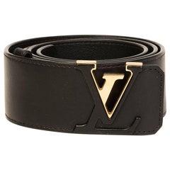 Louis Vuitton Integrated V Locking Belt (Size 85/34)