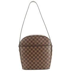 Louis Vuitton Ipanema Handbag Damier GM