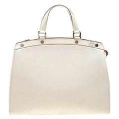 Louis Vuitton Ivorie Epi Leather Brea GM Bag