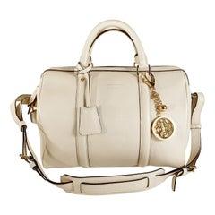 Louis Vuitton Ivory Leather Sophia Coppola SC Bag