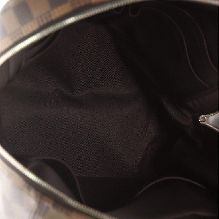Women's or Men's Louis Vuitton Jake Backpack Damier For Sale