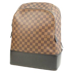 LOUIS VUITTON Jake Backpack Mens ruck sack Daypack N41558 Damier ebene