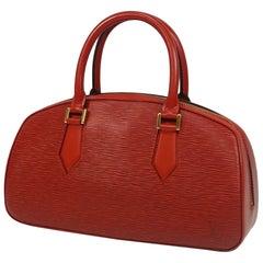 LOUIS VUITTON Jasmine Womens handbag M52087 castilian red