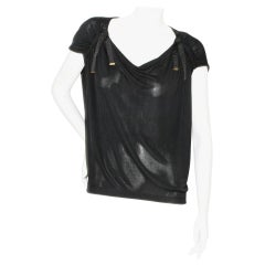 Louis Vuitton Jersey Blouse