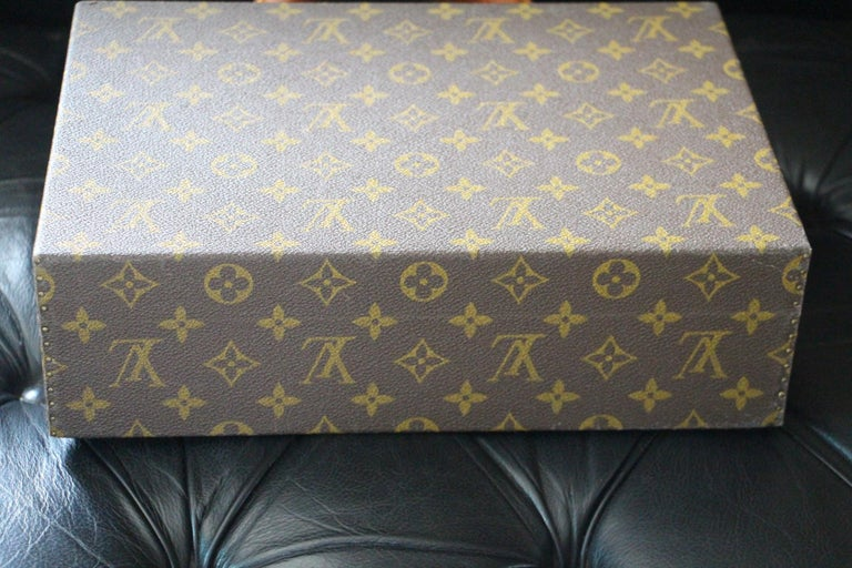 Louis Vuitton Jewelry Case Monogram Canvas, Louis Vuitton Jewelry Trunk For Sale 1