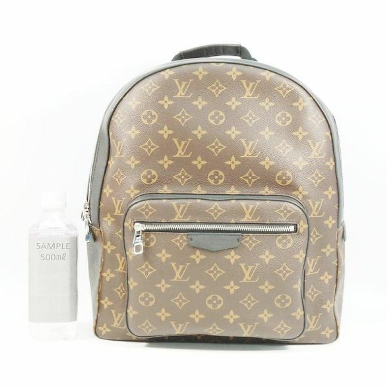 LOUIS VUITTON Josh Backpack Mens ruck sack Daypack M41530 For Sale 9