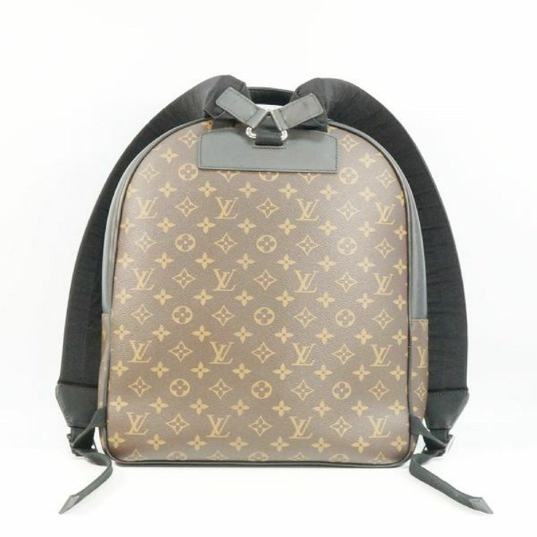 LOUIS VUITTON Josh Backpack Mens ruck sack Daypack M41530 In Good Condition For Sale In Takamatsu-shi, JP