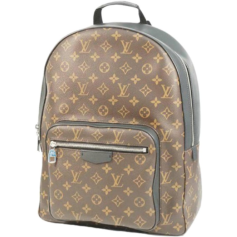 LOUIS VUITTON Josh Backpack Mens ruck sack Daypack M41530 For Sale