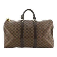 Louis Vuitton Keepall Bag Damier 50