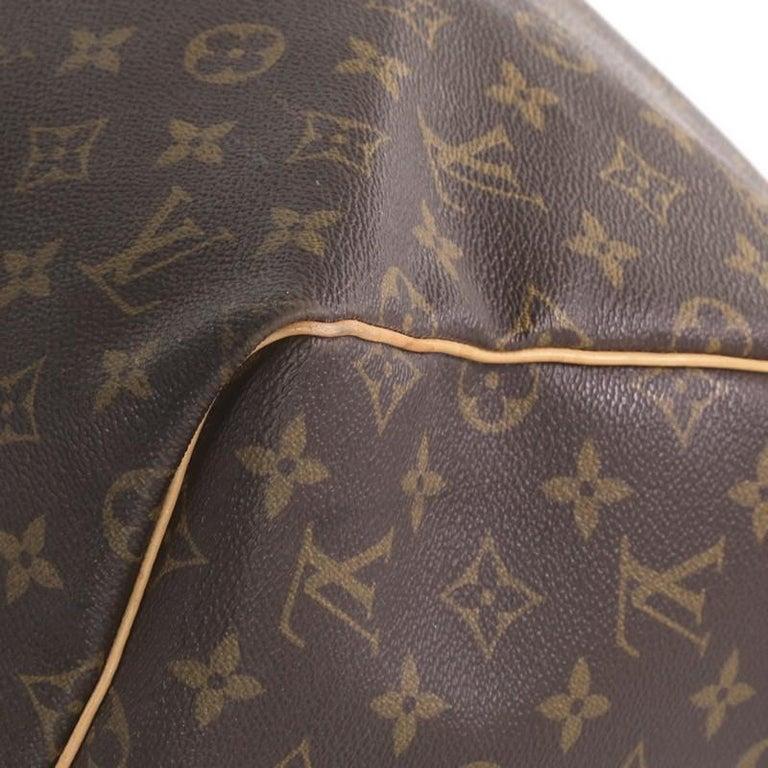 Louis Vuitton Keepall Bag Monogram Canvas 55 For Sale 3