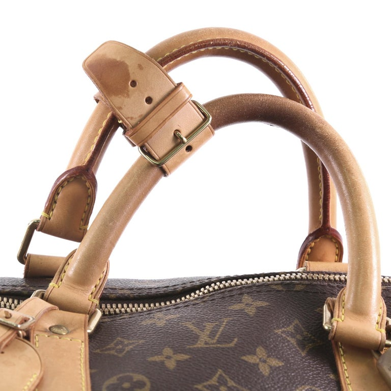 Louis Vuitton Keepall Bag Monogram Canvas 55 For Sale 3