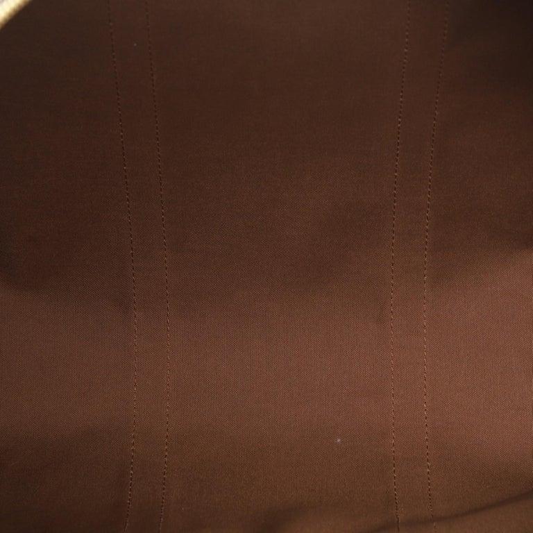Louis Vuitton Keepall Bag Monogram Canvas 60 For Sale 1