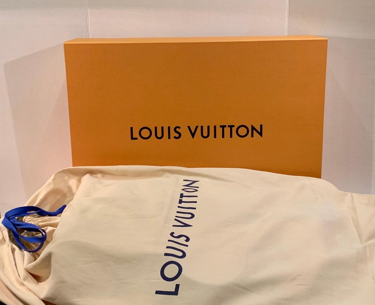 Louis Vuitton Keepall Bandouliere 50 Giant Travel Bag Summer 2019 Duffle Bag For Sale 12