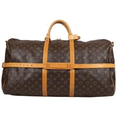 Louis Vuitton Keepall Bandoulière 60 Bag