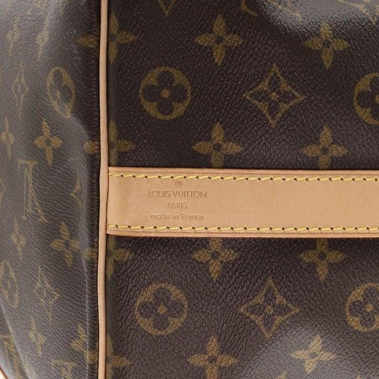Louis Vuitton Keepall Bandouliere Bag Monogram Canvas 50 For Sale 1