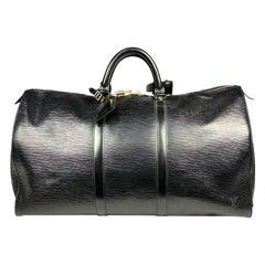 Louis Vuitton Keepall Epi 50 Weekend Bag