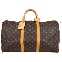 Louis Vuitton Keepall Monogram 50