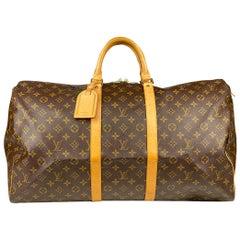 Louis Vuitton Keepall Monogram 55